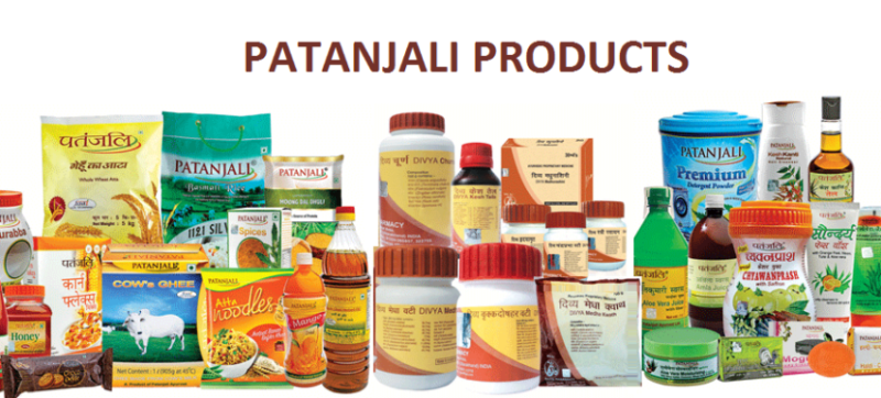 Patanjali All Products List With