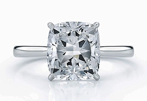 Review A Rare Diamond 4.01 Ct Solitaire Engagement Ring