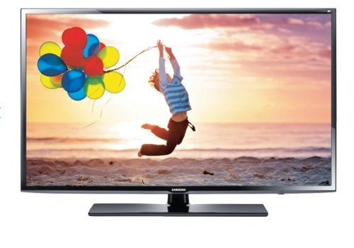 Samsung UN55EH6070 55-Inch 1080p 120Hz LED 3D HDTV with 3D Blu-ray Disc Player, Black (2012 Model)