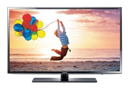 Samsung UN55EH6070 55-Inch 1080p 120Hz LED 3D HDTV with 3D Blu-ray Disc Player (Black) - 2012 Model
