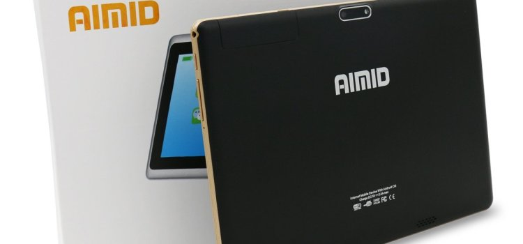 AIMID 9.6 inch Octa Core Android Tablet Google Android 4.4 KitKat, 2GB RAM 32GB ROM WCDMA Dual SIM Card