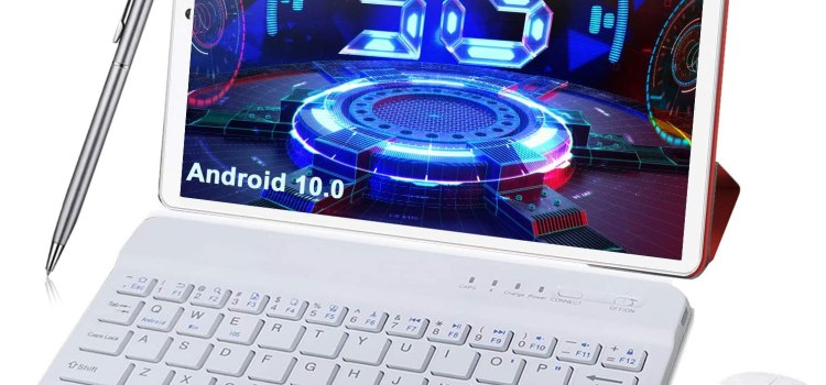 2021 DUODUOGO 10-inch Tablet, Android 10