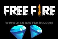 Cara Top Up Diamond Free Fire Murah