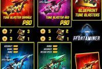 Skin P90 Tune Blaster