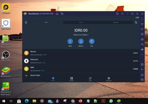Cara Mudah menginstall Truss Wallet di Leptop atau PC