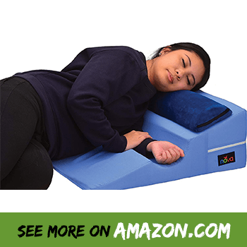 review the best shoulder support pillow