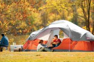 Coleman Red Canyon Eight Camping Tent Review