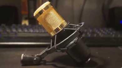 Excelvan BM 800 Condenser Studio Microphone Review