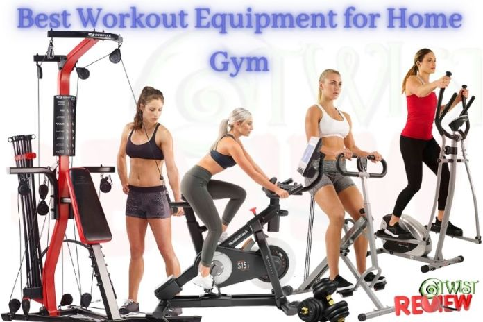 The Top 10 Best Home Gym Equipment