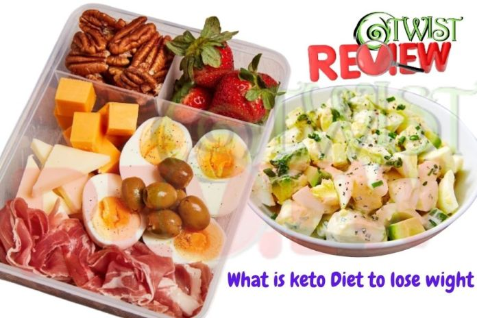 Keto diet to loose weight fast
