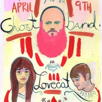 Free In Store: Ghostband & Lovecat at Yeti Records