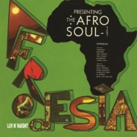 "Flashback Friday: The Afro Soultet's ""Afrodesia"""