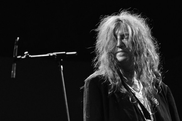 Patti Smith at Station to Station, Union Depot, St. Paul, Minnesota