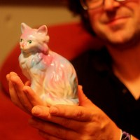Music Legends With Cats: Lou Barlow