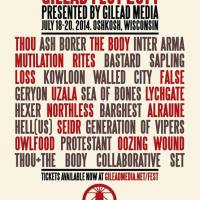 Gilead Media Fest 2014 Lineup & Schedule Announced