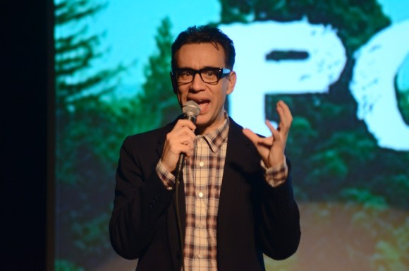 fred armisen cedar cultural center minneapolis 7