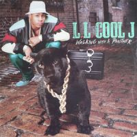 Music Legends With Cats: LL Cool J