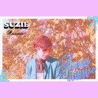"Stream the sweet new Suzie EP ""Sweet Surprise"""