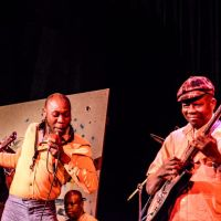 Photos: Seun Kuti at the Cedar Cultural Center