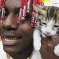 Music Legends With Cats: Lil Yachty