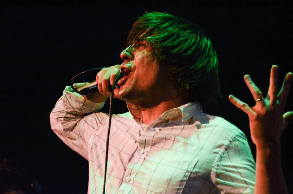 Photos: John Maus at the Cedar Cultural Center