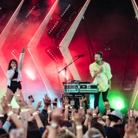 Photos: Sylvan Esso at Surly Brewing Festival Field