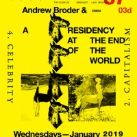 "Interview: Andrew Broder Talks About 'A Residency At The End Of the World,"" The 3rd Year of His January Turf Club Residency (Every Wed in Jan.)"
