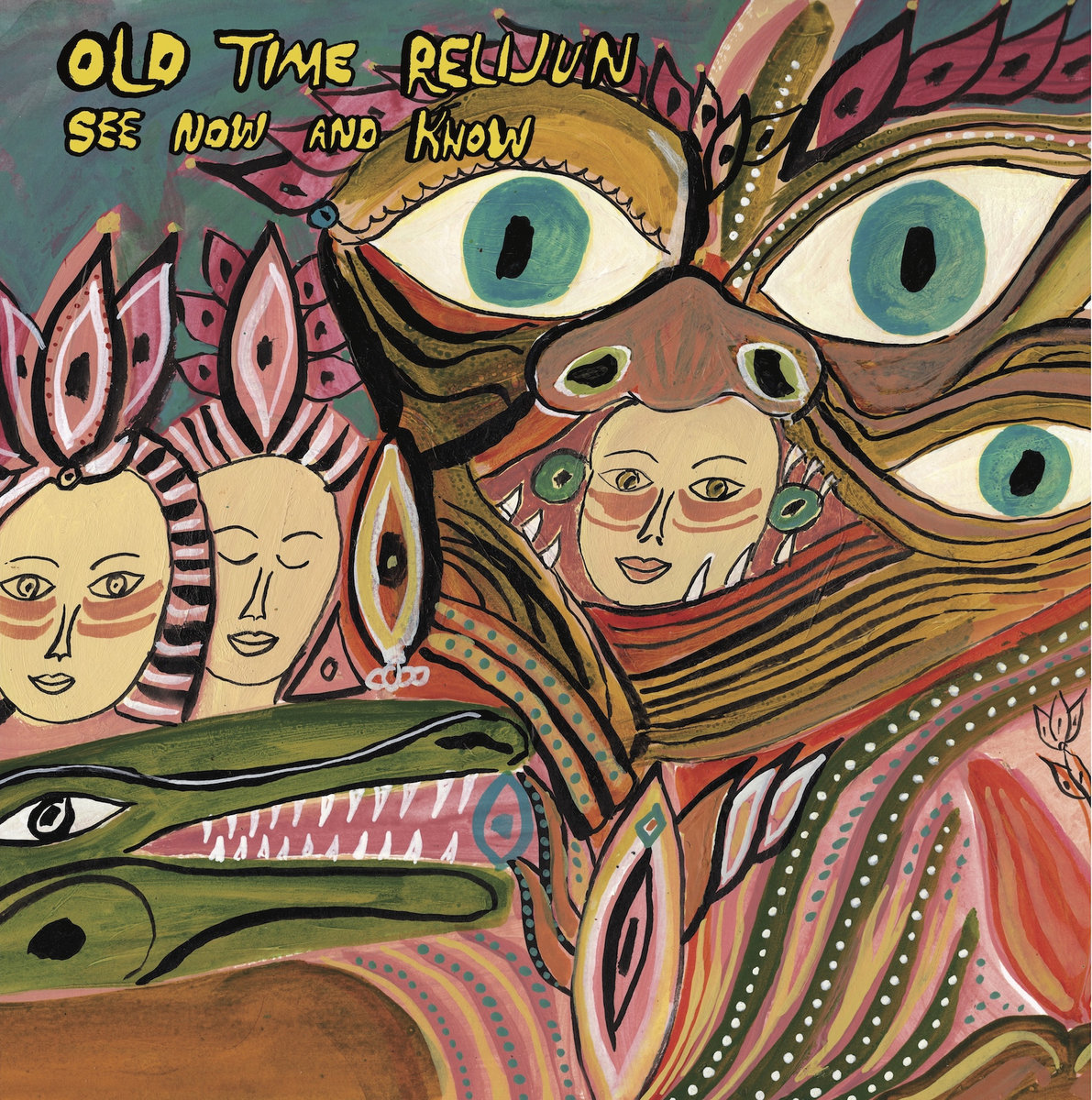 Stream New Old Time Relijun EP / Show Next Week