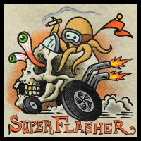 Stream Local Rock Trio Super Flasher's Debut Record