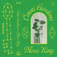 Chill Out with the Ambient/New Age Tape 'Moss King' from Moon Glyph Founder Steve Rosborough's Omni Garden Project
