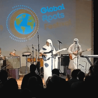 Watch a Full Concert Video From Les Filles De Illighadad's Outstanding 2019 Cedar Show