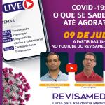 Covid-19: especial do Revisamed fala sobre transmissão e sintomas