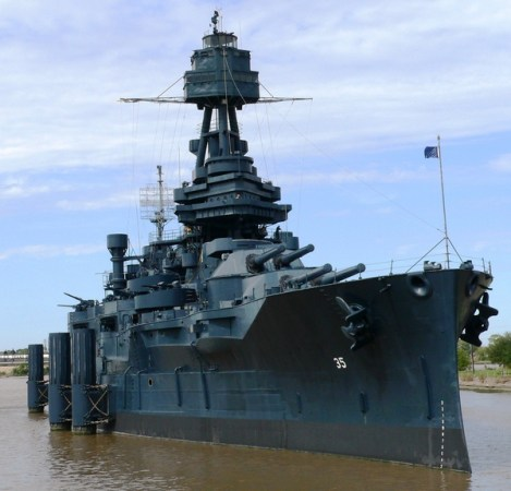 USS Texas: The last floating Dreadnought