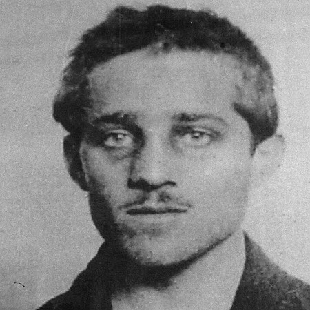 Gavrilo Princip the Man who caused the First World War: Image by