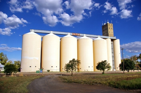 GMB Silo. Image by TheZimbabwean.co