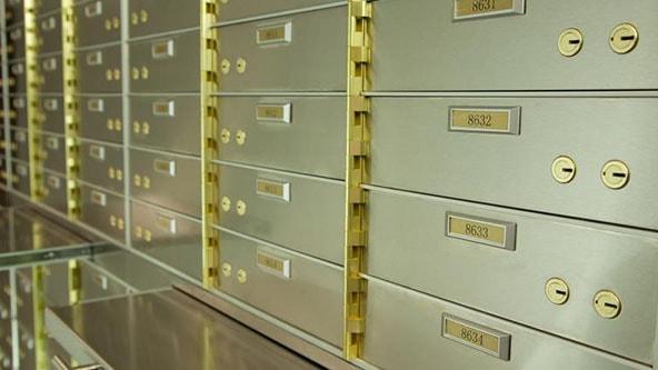 Safe Deposit Boxes. Image credit expresspage.net