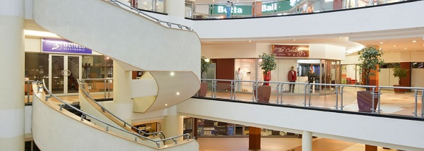 Joina City Shopping mall. Image credit joinacity.co.zw