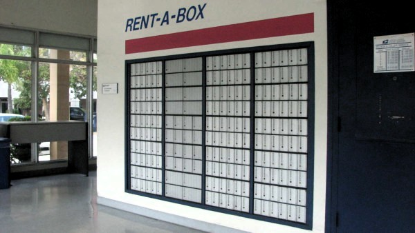 Post Office Boxes. Image credit blogspot.com