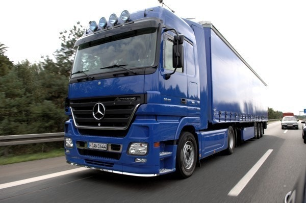 A goods truck. Image credit continental-truck-tires.com