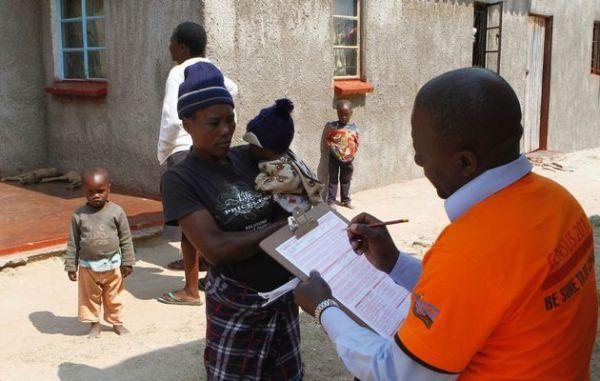 A census in progress. Image credit times.co.za