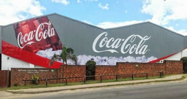 Cocal Cola is an example of a Multinational Company. Image credit source.co.zw