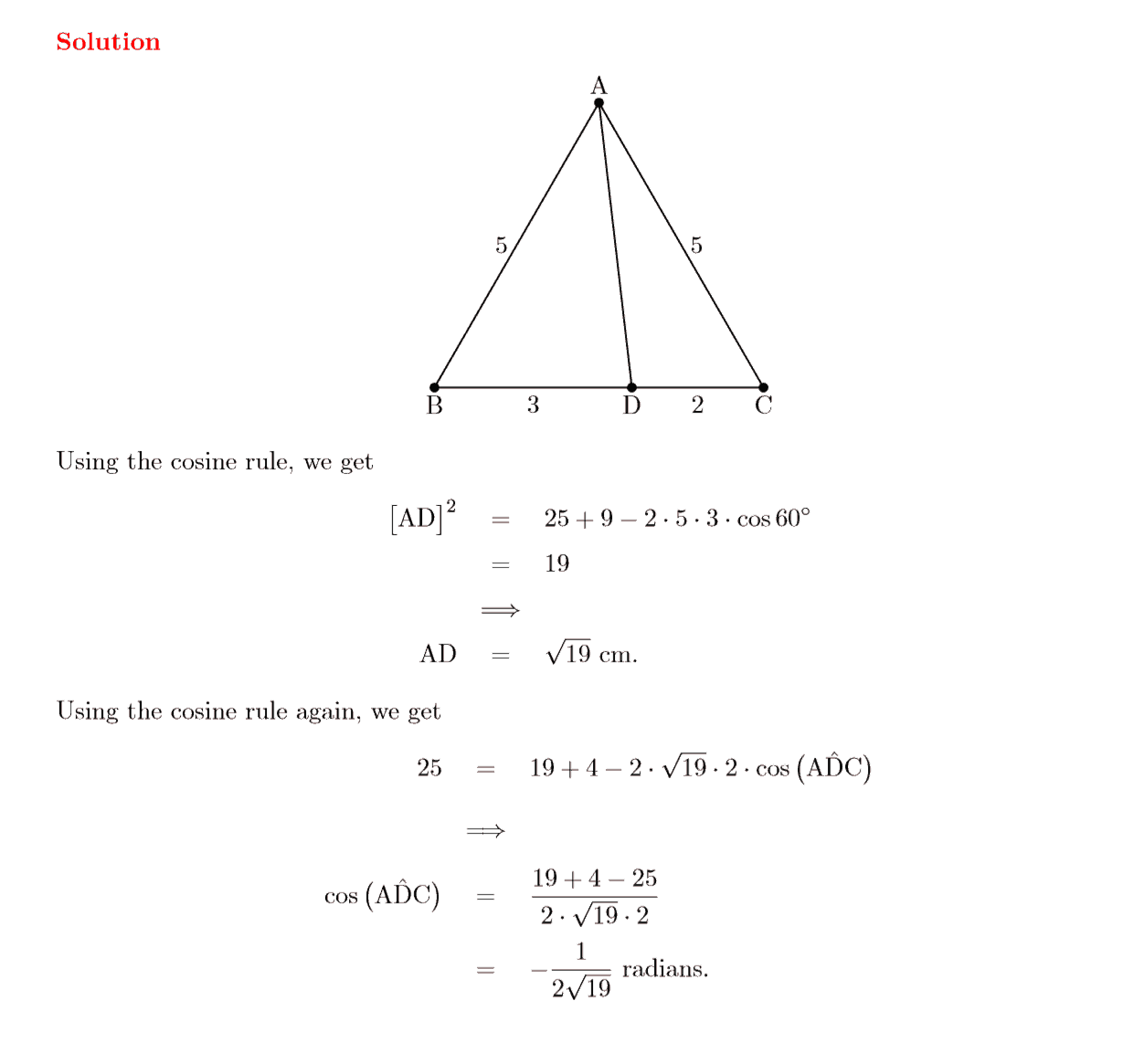 Ib Maths Hl Revision Videos Trigonometry