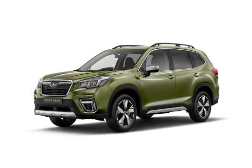 Subaru Forester hibrido