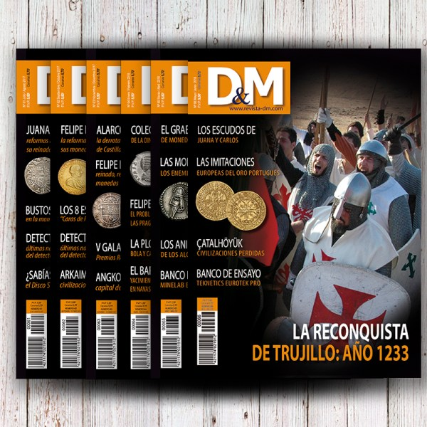 Pack Revista DM Año 11