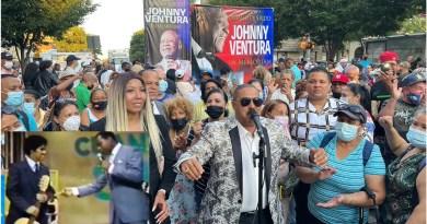 """El doctor Yomare Polanco recuerda su actuación en 1983 en """"Cuánto Vale el Show"""" el popular programa animado por Johnny Ventura"""