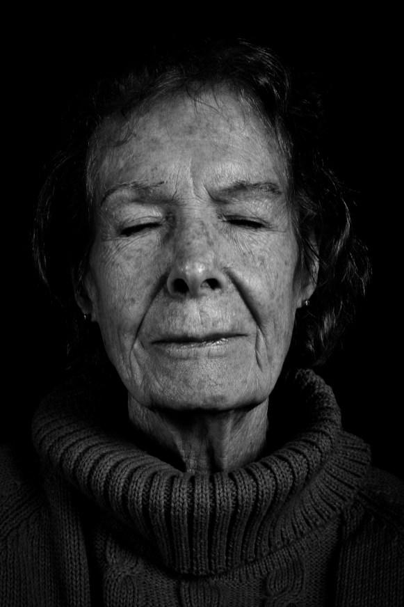 Anita Mennucci. Su hija Liliana fue secuestrada el 19 de septiembre de 1976. Anita falleció en octubre de 2014. Cuatro años antes, declaró en el juicio a la Base Naval I y pudo ver condenados a los culpables de la desaparición de su hija.