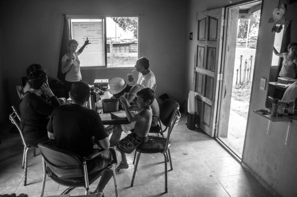 Durante el verano de 2016 dejaron de salir al aire para poder formarse y tomar algunos talleres de capacitación con distintos periodistas de Mar del Plata.
