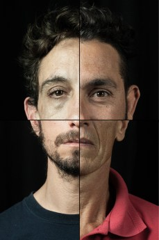 Juan Martín – En diciembre de 2015 fue brutalmente golpeado entrada la madrugada por su condición sexual y su militancia en defensa del reconocimiento del trabajo sexual y otros derechos. Estuvo dos días internado, uno en estado de inconsciencia. La salvaje paliza le dejó secuelas hasta estos días.