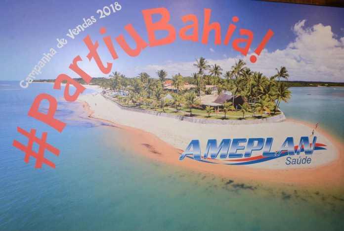 Campanha De Vendas 2018 Levará Parceiros à Bahia