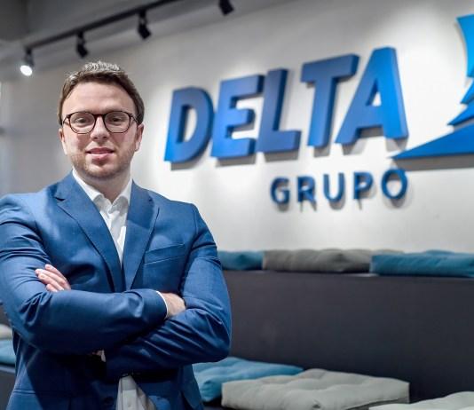 Nicolas Galvão, CEO da Delta